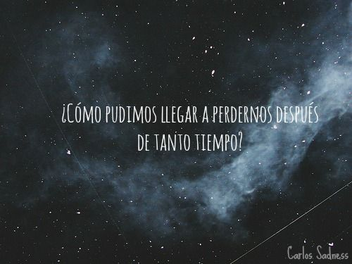 Fue Tan Importante Carlos Sadness Frases Tumblr Frases