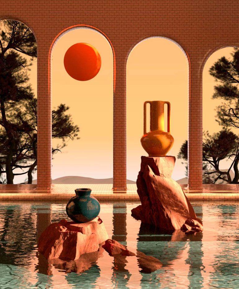 11 Digital Surrealists: 3D artists creating dreamlike spaces