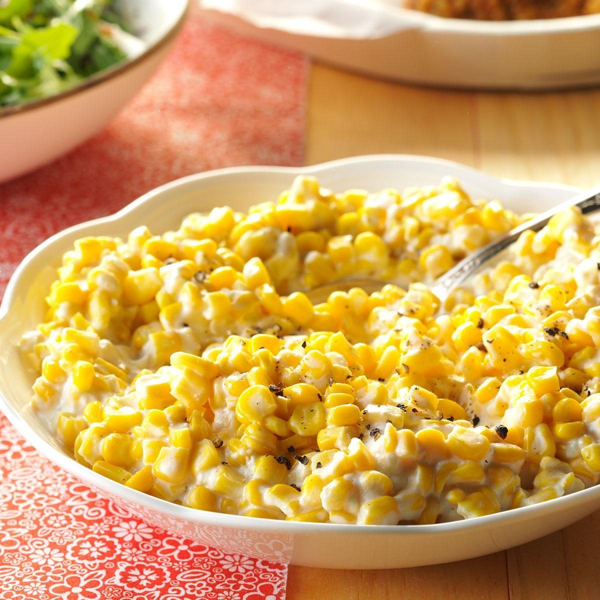Creamy Corn Out of all my corn recipes, this is my