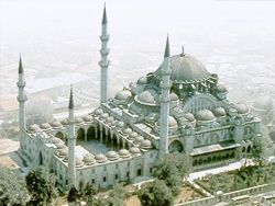 Sultan Ahmed Mosque (Blue Mosque) | Istanbul |Turquie.