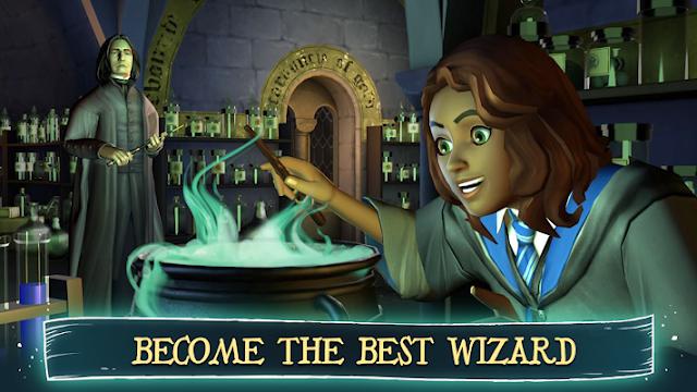 Harry Potter Hogwarts Mystery V2 0 0 Mod Apk Hogwarts Mystery Hogwarts Mystery