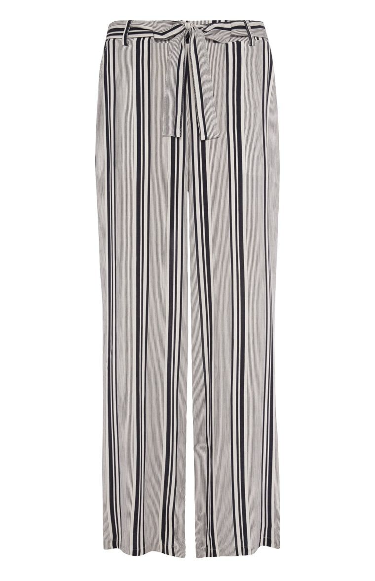 58866f96647108 Black And White Stripe Trousers | Primark in 2019 | Outfits with ...
