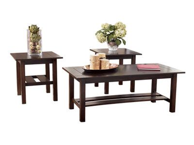 Best Lewis Set Of 3 Tables Steinhafels 3 Piece Coffee Table Set 400 x 300