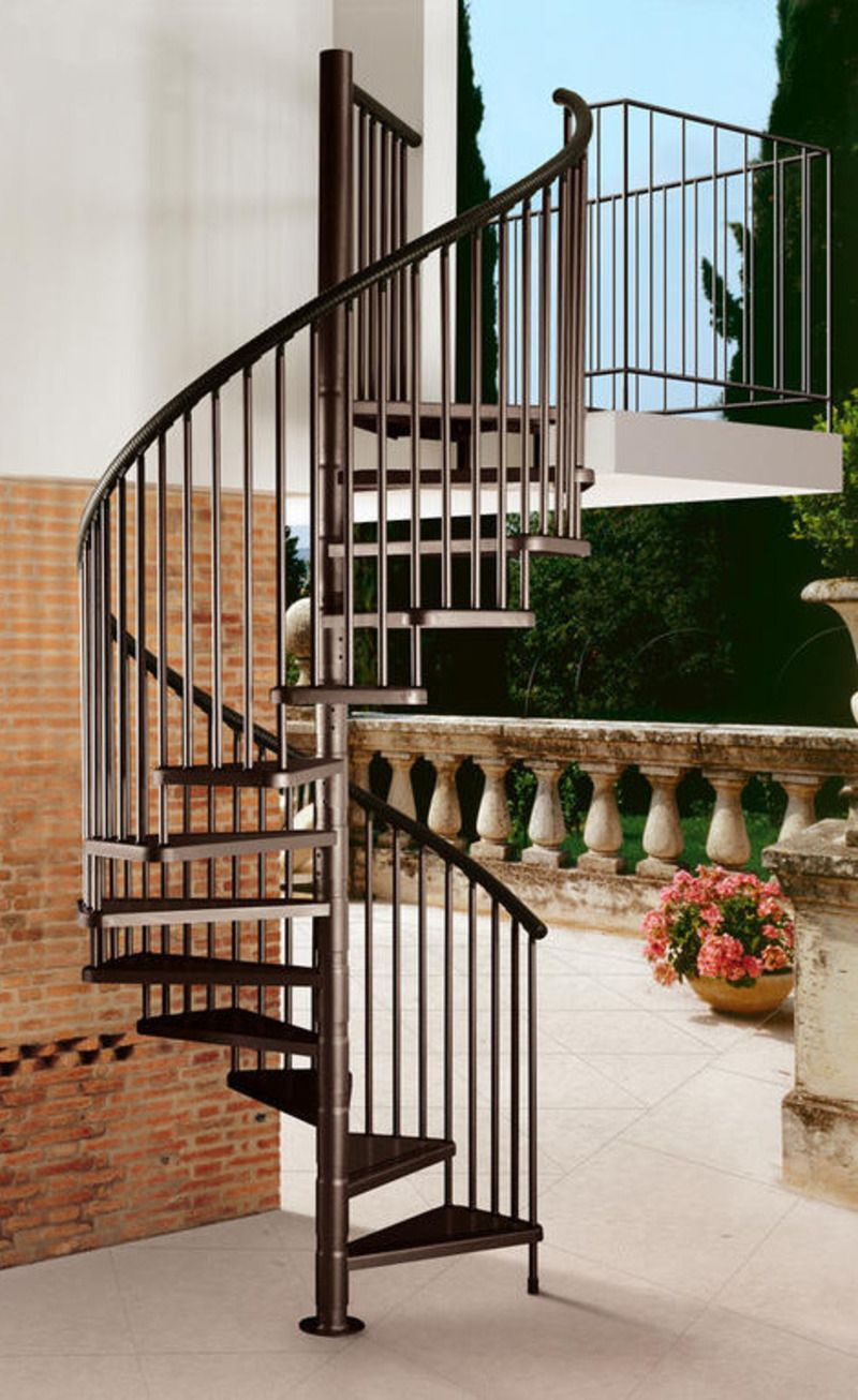 archaic spiral staircase design plans astounding brown painted