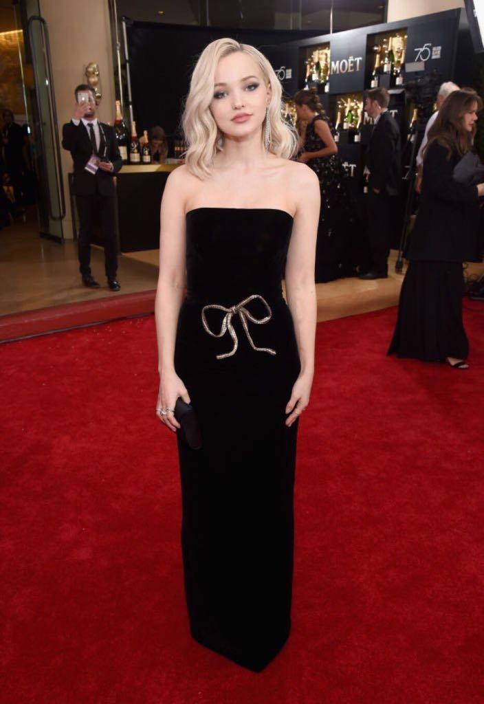 Dove Cameron Dove Cameron Style Golden Globes Dresses Dove Cameron