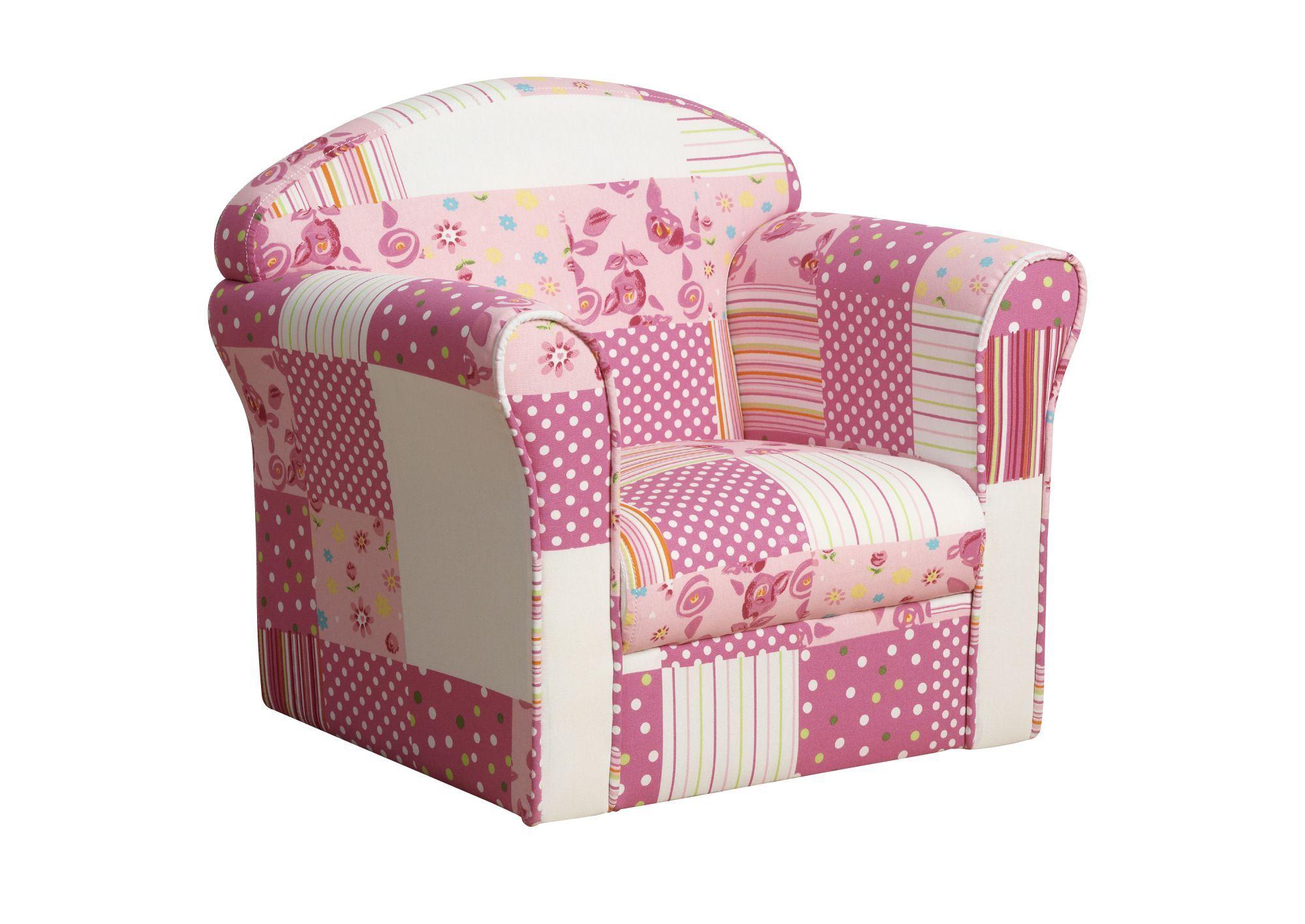 Kidsaw Mini Armchair Pink Patchwork Theodora S Room