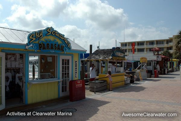 Activities  C B Beach Activitiesclearwater