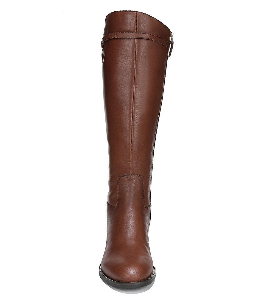 Franco Sarto Belaire Leather Tall Block