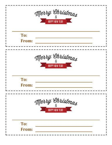 Merry Christmas and Happy New Year coupon tickets Pinterest - free coupon book template
