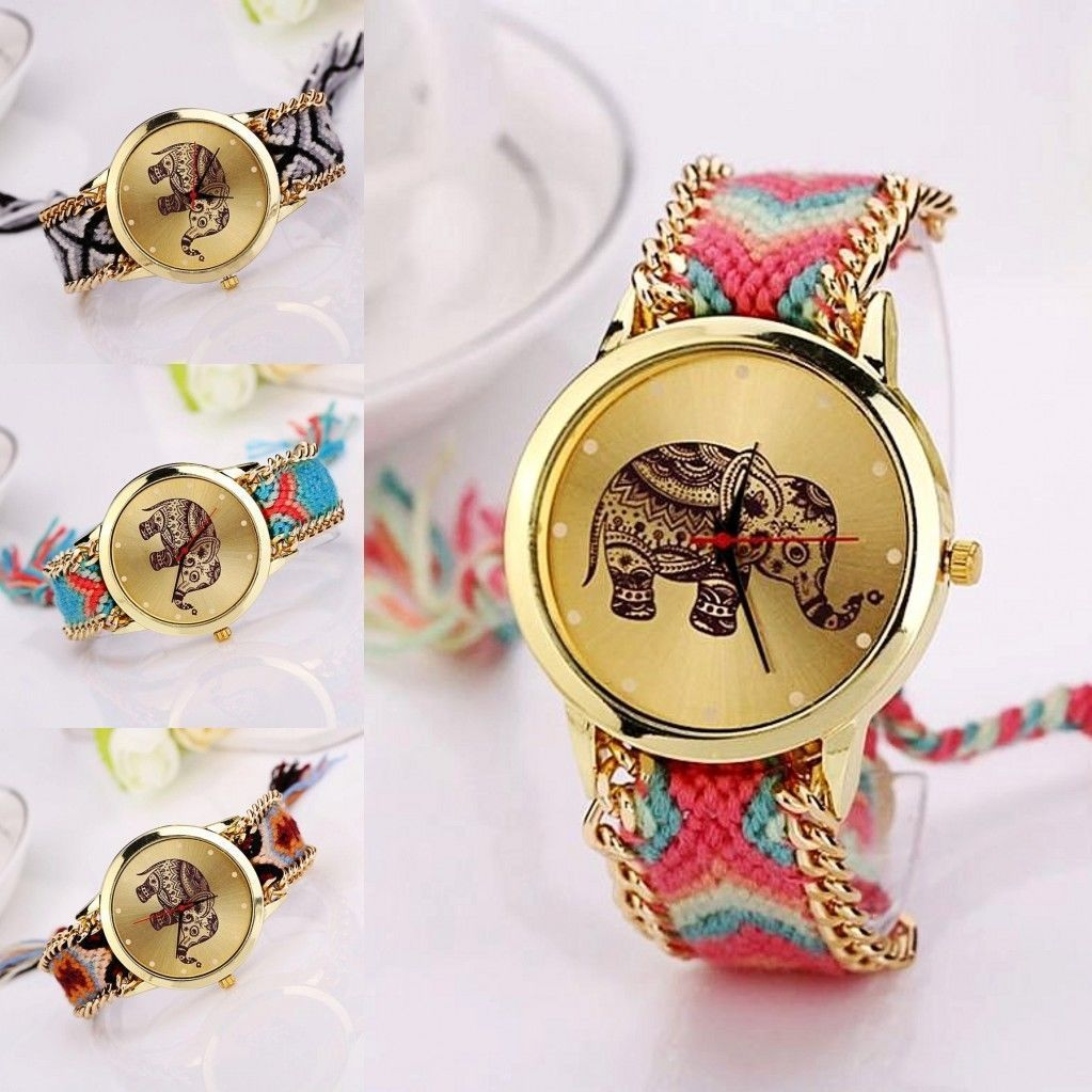 New Brand Retro Leather Women Watches Fashion Denim Cartoon Girl Quartz Watch Ladies Monkey Dial Wrist Watch Relogio Feminino Watches Men's Watches