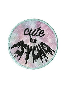 <p>When you wear this patch on your backpack or denim jacket, people can…