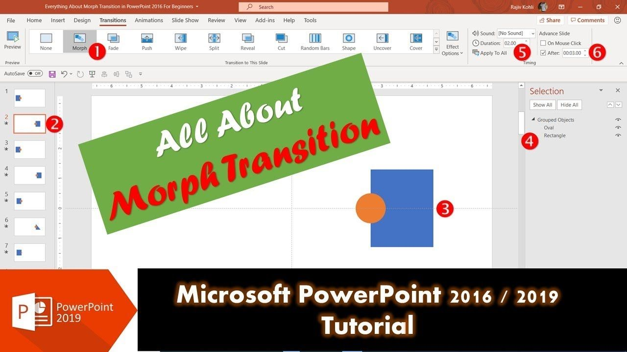 Everything About Morph Transition Behavior In Powerpoint 2016 Listenmicrosoft Powerpoint Tutorial Powerpoint Microsoft Powerpoint