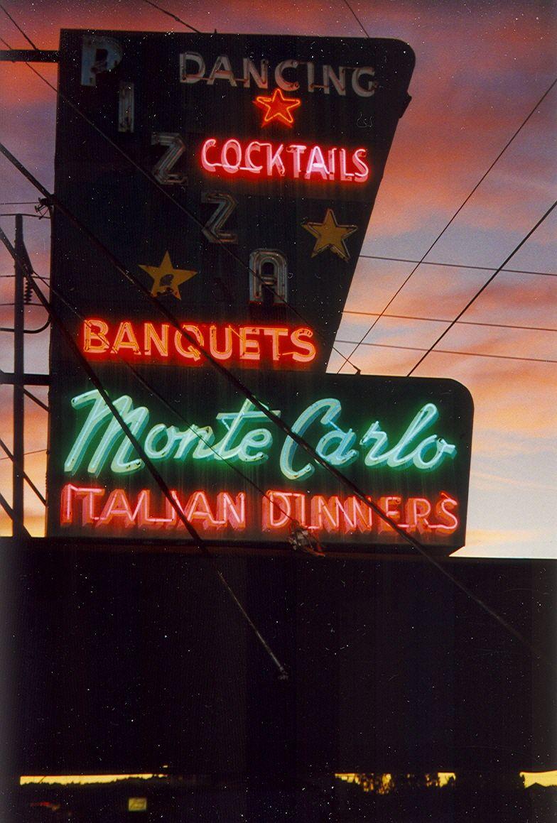 Monte carlo 103jpg 7841159 pixels neon signs pixel