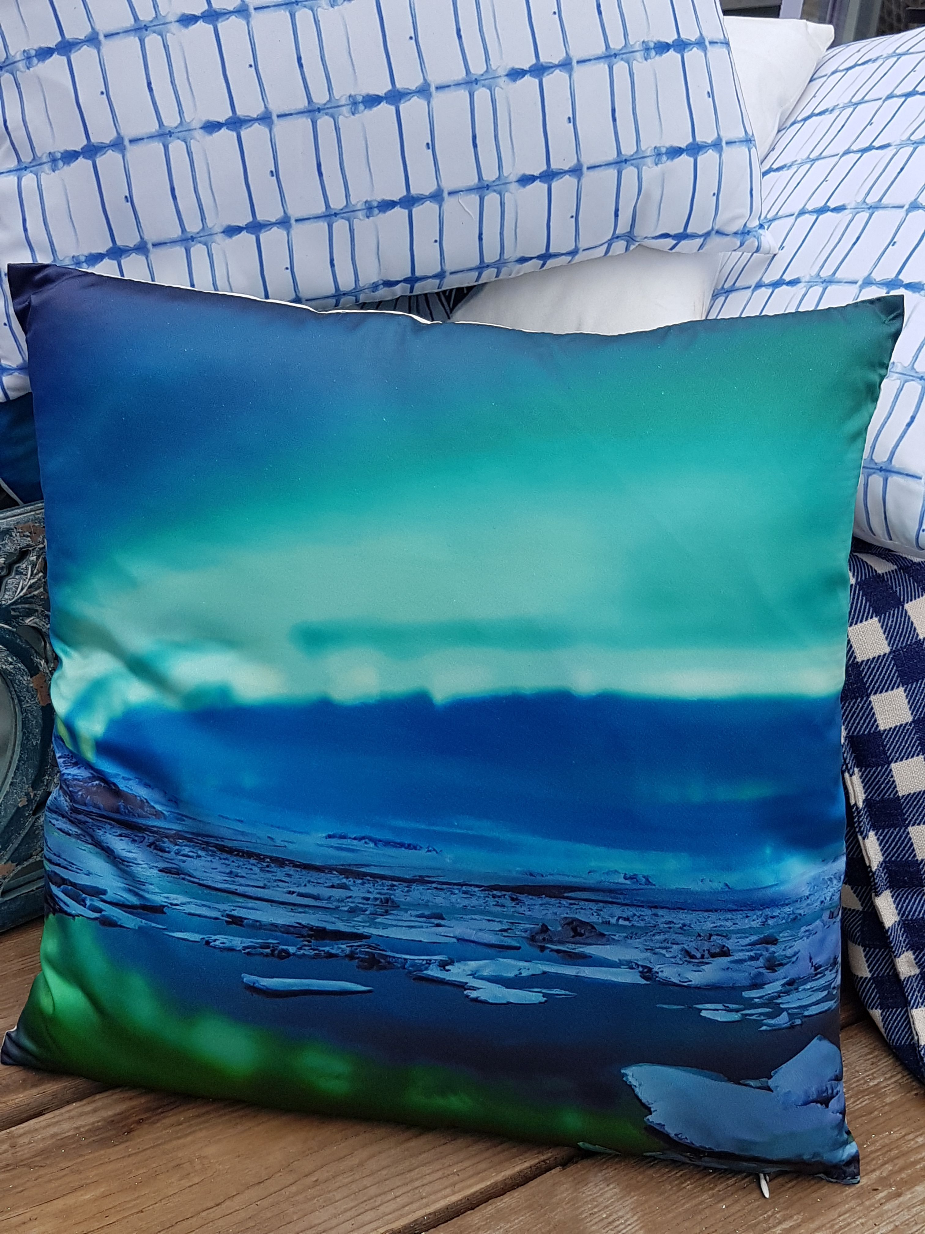 Northern lights pillow (With images) Growing herbs