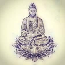 Resultado de imagen para buddha tattoo