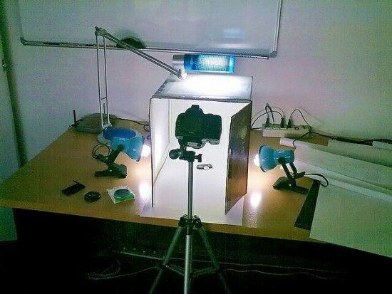 Inspirasi Mini Studio Untuk Foto Produk Fotografi Pemula Trik