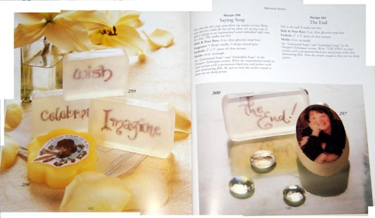Gallery.ru / Фото #70 - 300 handcrafted soap (300 мыл ручной работы) - WhiteAngel