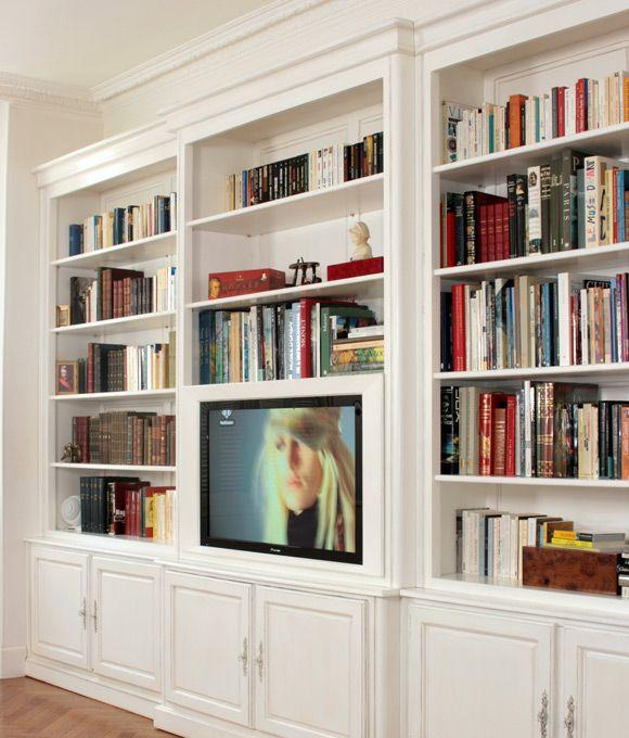 biblioth que proven ale sur mesure dream living room pinterest sur mesure mesure et id e. Black Bedroom Furniture Sets. Home Design Ideas