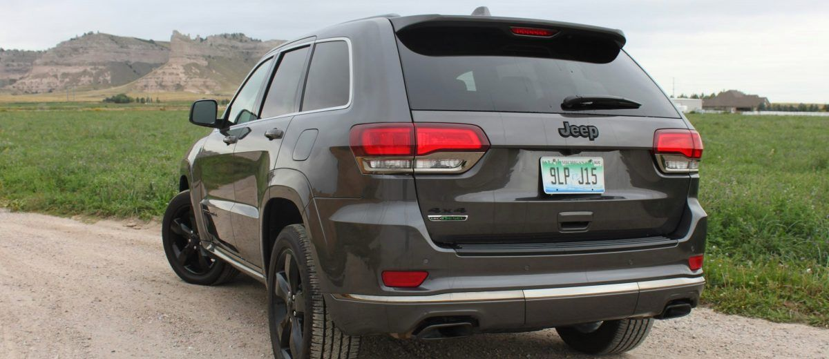 2016 Jeep Grand Cherokee Overland Ecodiesel Review By Tim