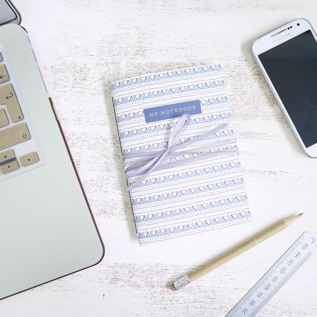 Free printable notebook cover for bookbinding tutorial how