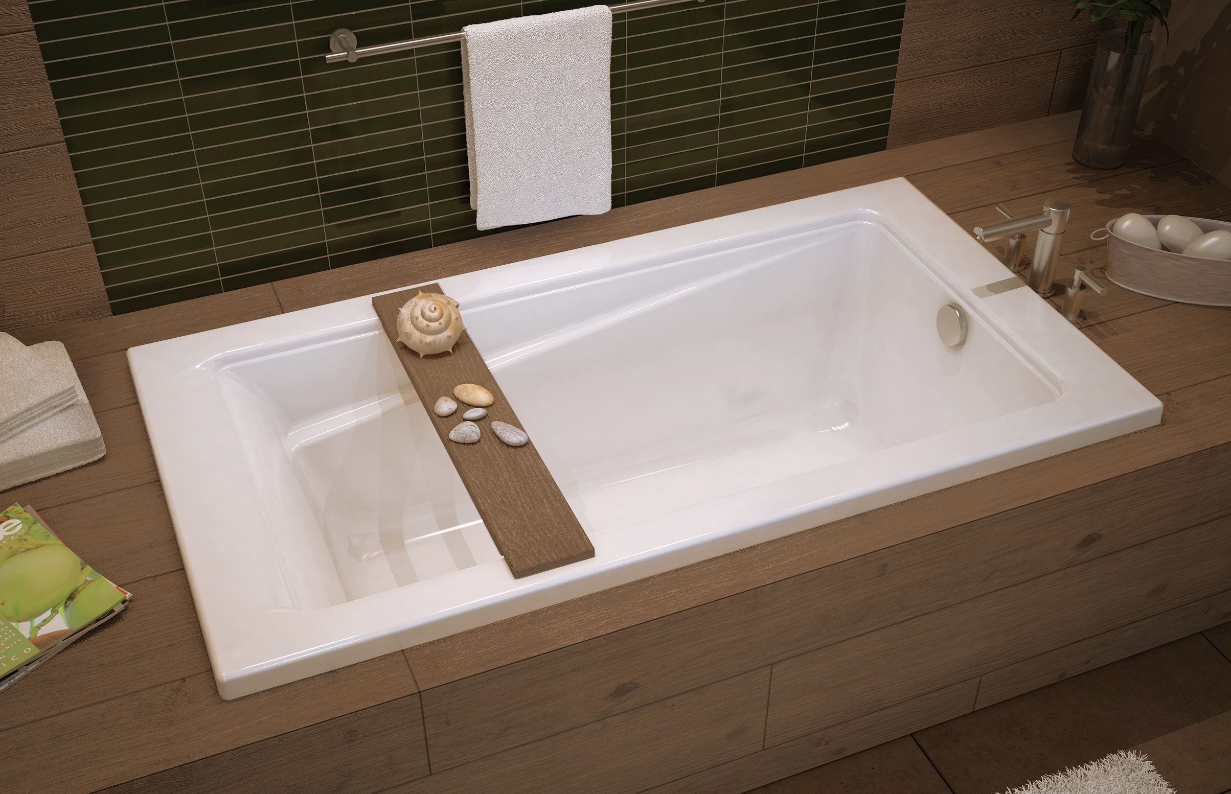 EXHIBIT Drop-in bathtub - MAAX Professional - EXHIBIT 6032 - 105513 ...