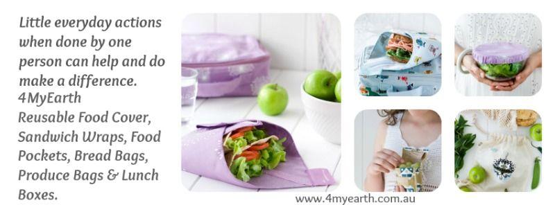 Eco friendly unique products.