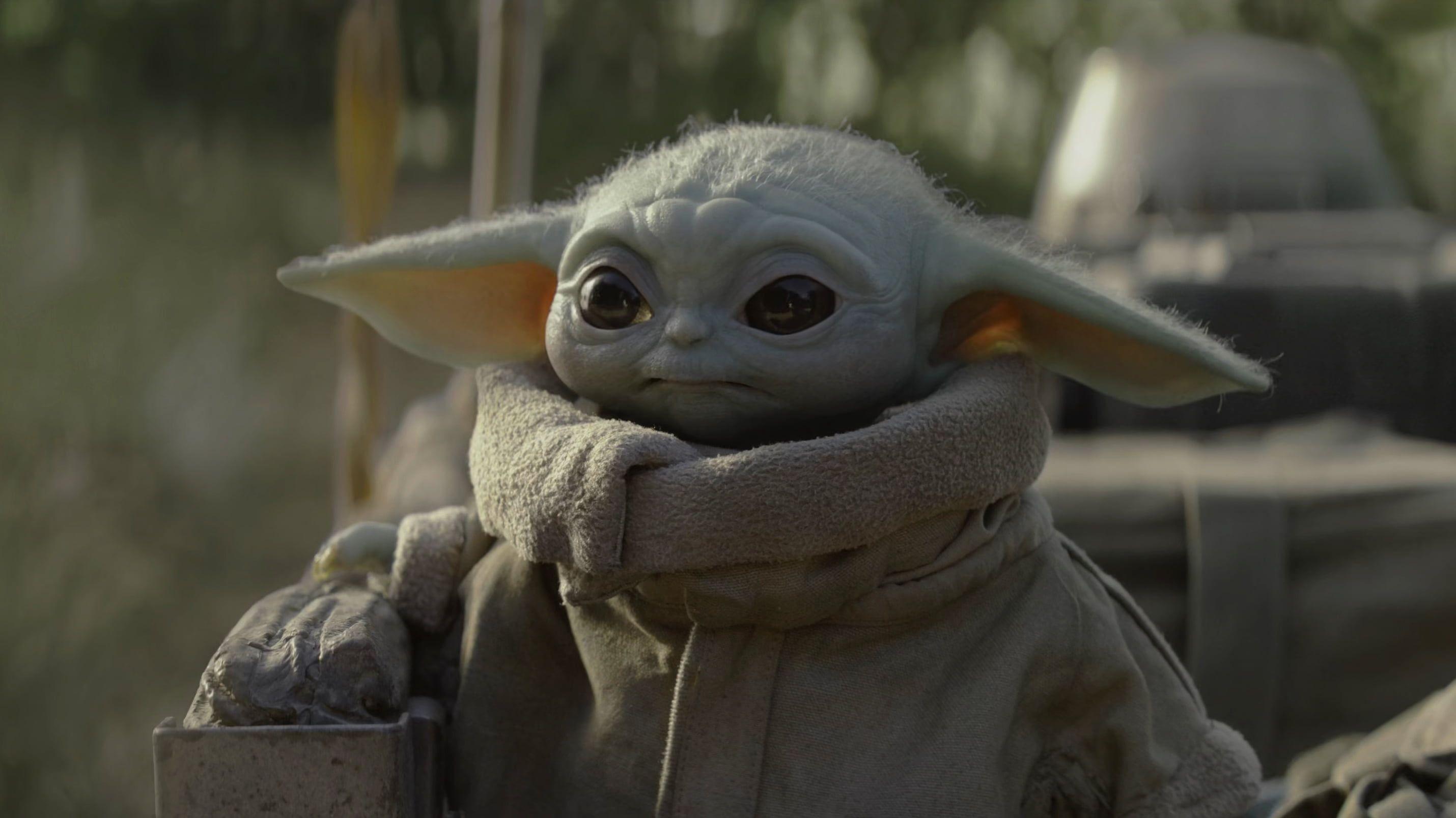 The Mandalorian Baby Yoda 2k Wallpaper Hdwallpaper Desktop In 2021 Yoda Wallpaper Wallpaper Yoda