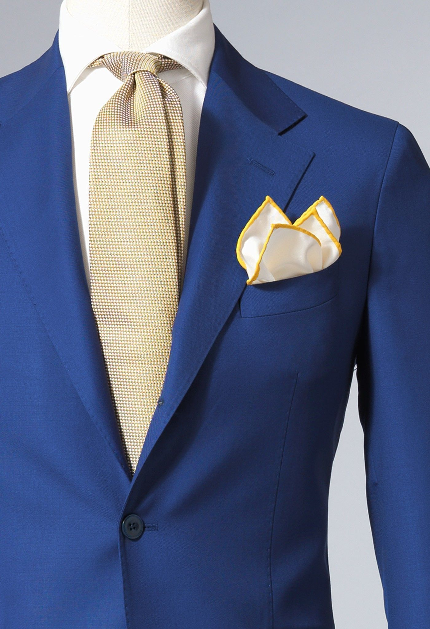 Electric blue suit menus suit on line men wedding suit