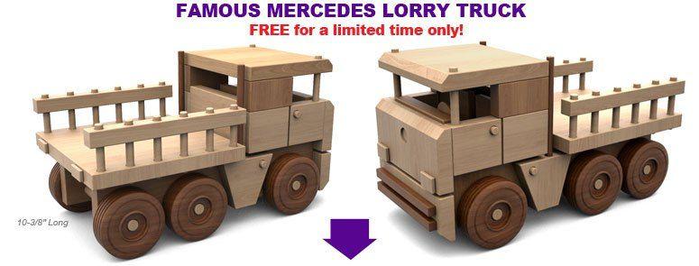 Build Diy Free Woodworking Plans Toy Trucks Pdf Plans Wooden