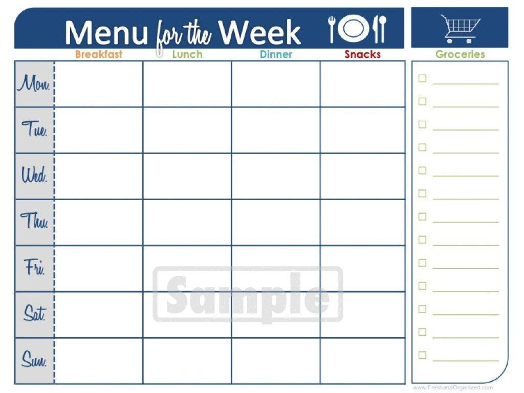 Two Week Printable Calendar