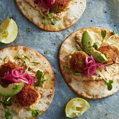 falafel recept ica