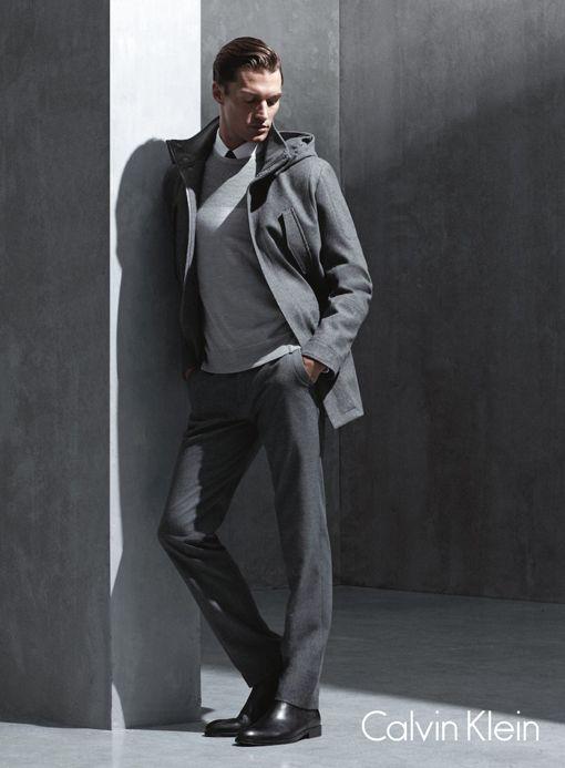 Shaun De Wet | Calvin Klein White Label F/W 2013