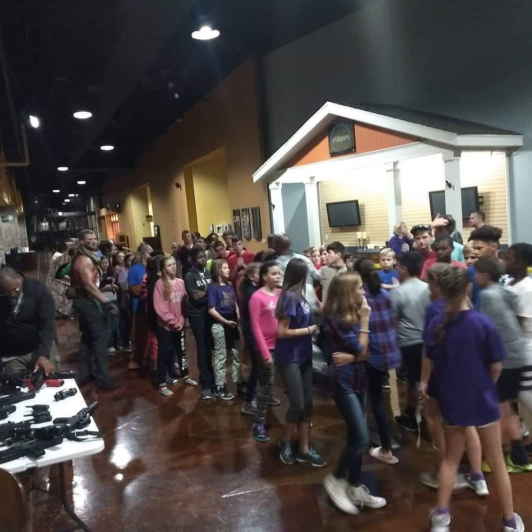 Gamerz truck video game truck laser tag party