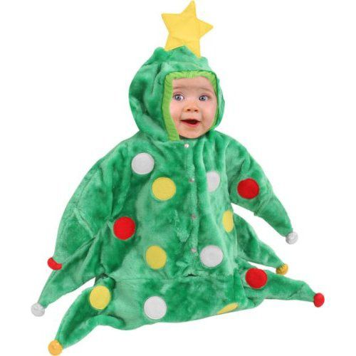 Bahahahhaa Who Would Do This Christmas Tree Costume Tree Costume Baby Halloween