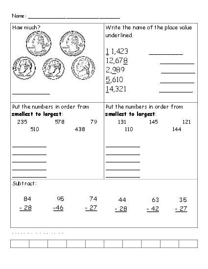 Worksheets 4th Grade Math Review Worksheets 6th grade math review worksheets delibertad worksheet delibertad