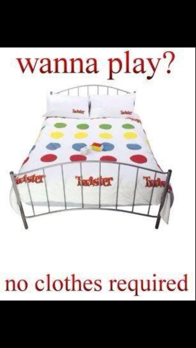 Bed games two