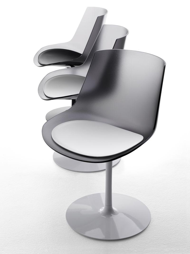 Flow Chair Fum De Mdf Italia Muebles De Dise O Sillas  # Muebles Touch Design
