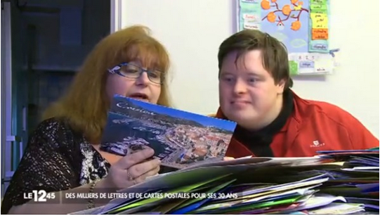 Man With Down Syndrome Receives over 30,000 Birthday Cards