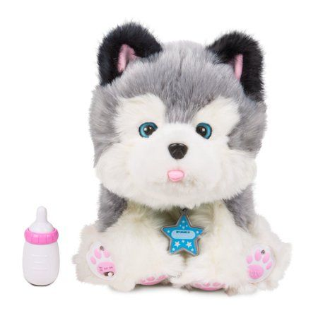 Toys Little Live Pets Husky Puppy Toy Puppies