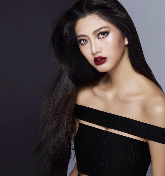 I-Hua Wu has been named the first Asian global brand ambassador for Maybelline.