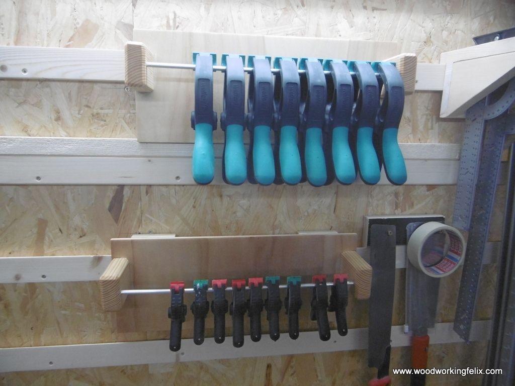 Zwingenhalter bauanleitung zum selber bauen heimwerker - Mobile wand bauen ...