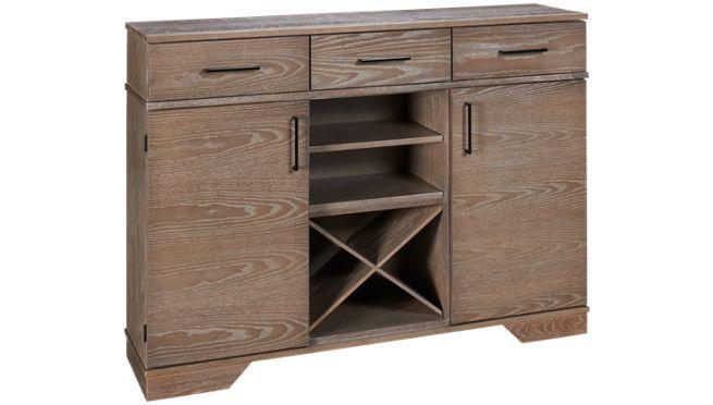 Saloom Furniture - South End - Server - Jordan's Furniture (With images)   Saloom furniture ...
