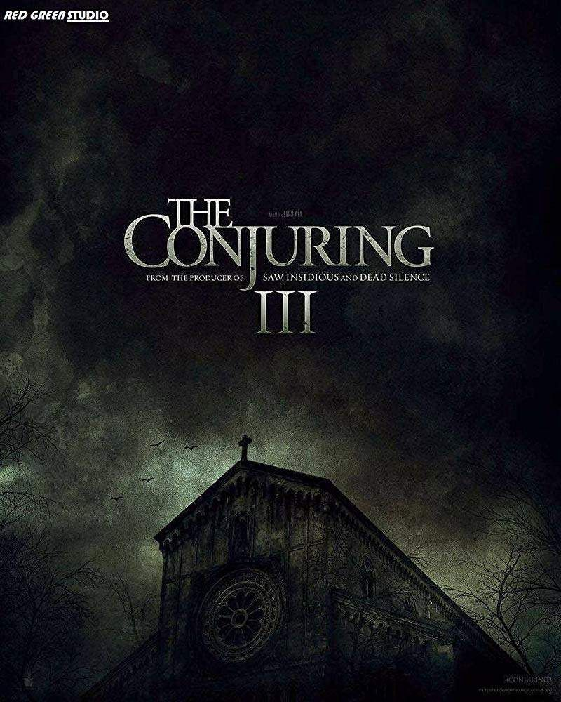 The Conjuring 3 2020 New Horror Thriller Mystery Movie