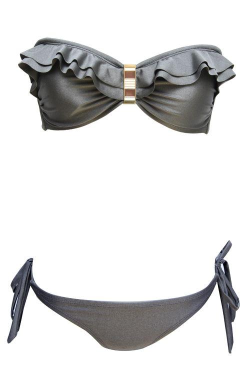 Bathing Suits│Vestidos de Baño - #BathingSuits - #Swimsuit
