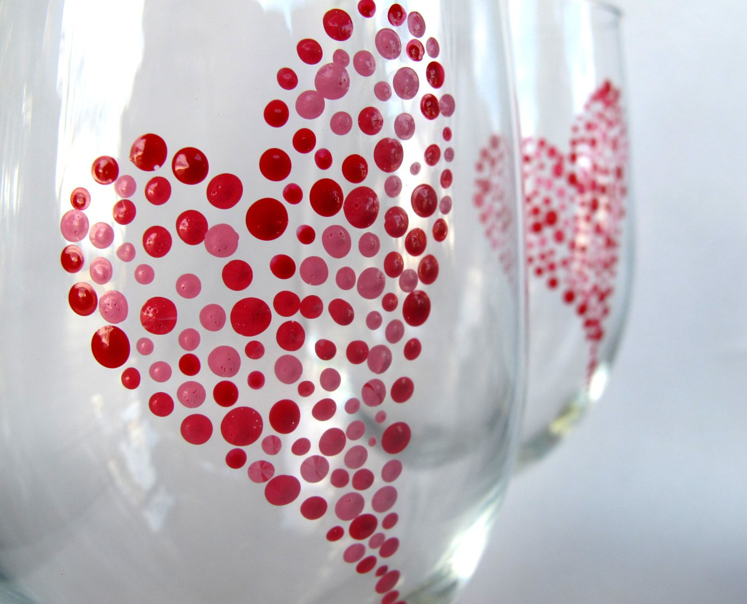 Pin By Mary Dankert On Craft Glass Wine Glass Crafts Painted Wine Glass Valentines Wine