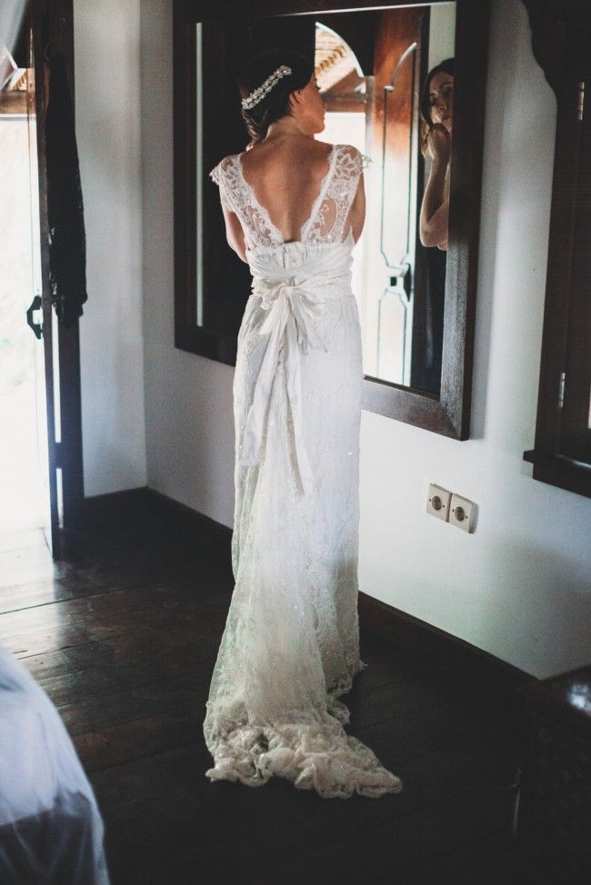 Anna Campbell Forever Entwined Eloise With Belt Wedding Dress