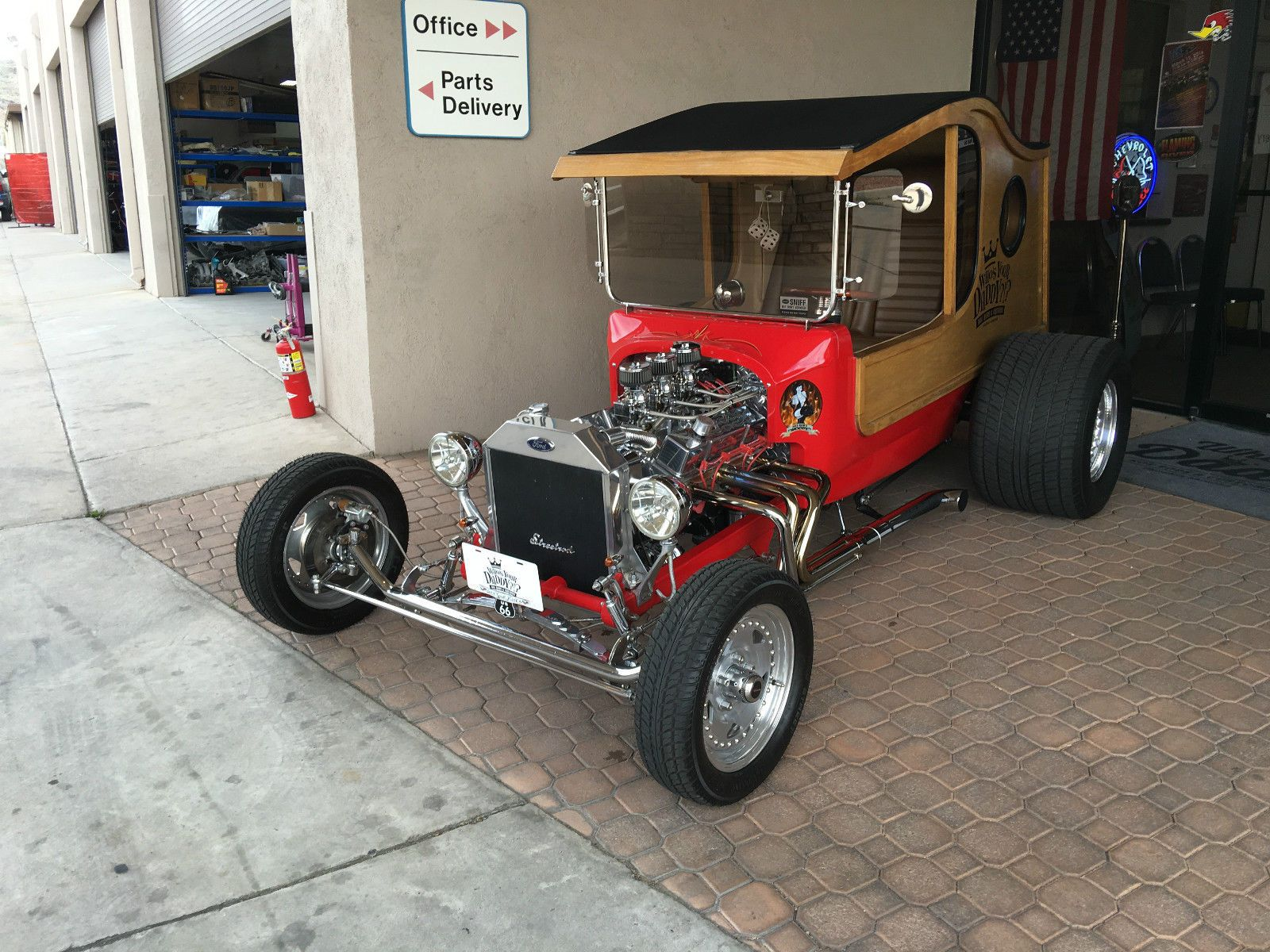 1917 Ford Woody Hot Rod | Hot rods for sale | Pinterest | Ford, Car ...