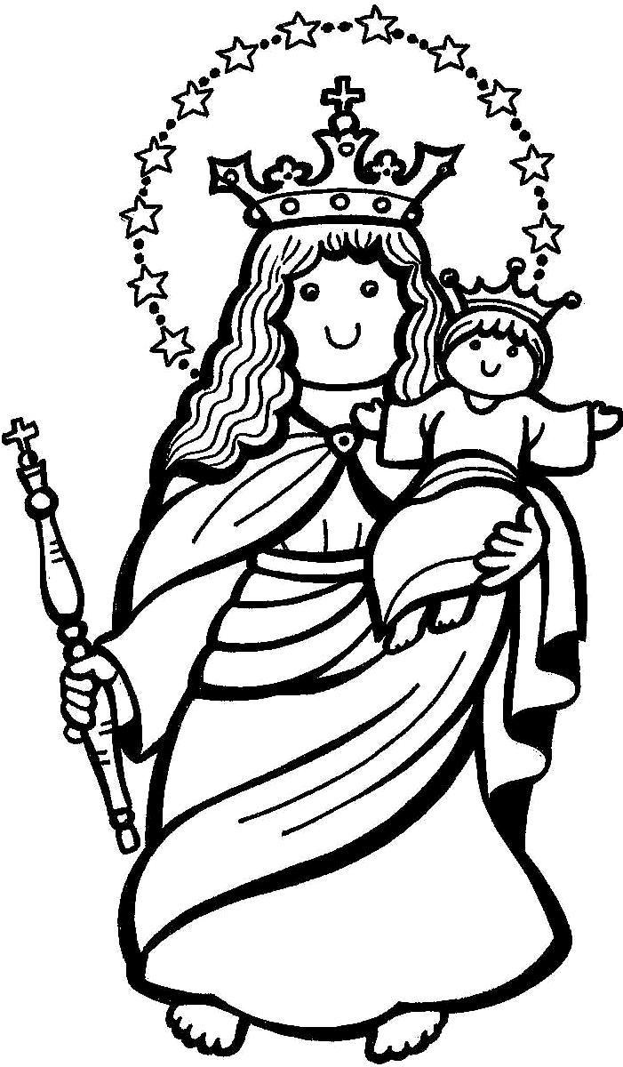 Maria Auxiliadora Png Buscar Con Google Virgen Maria Para