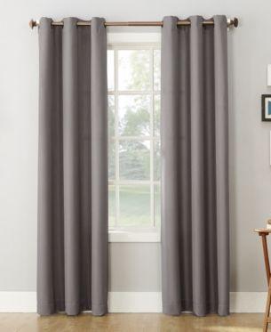 Montego Lichtenberg No 918 Casual Grommet Curtain 48 X 84 Panel Grommet Curtains Curtains Panel Curtains