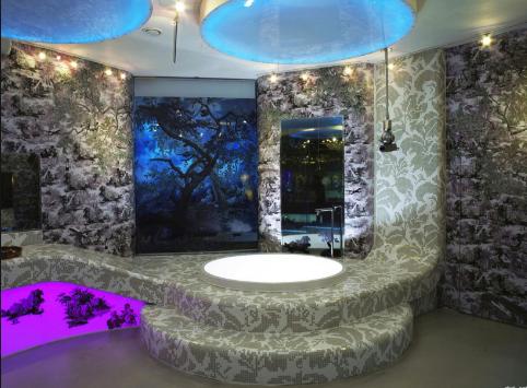 Gigantic BathRoom Interior Design By Chennai Bathroom Designers ChennaiBathroomDesigners
